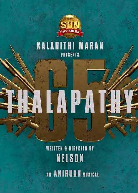 விஜய்க்கு ஜோடியாக இரண்டு ஹீரோயின்களா ?…இன்னொரு ஹீரோயின் யார்னு கேட்டா ஷாக்காகிடுவிங்க… #Thalapathy 65