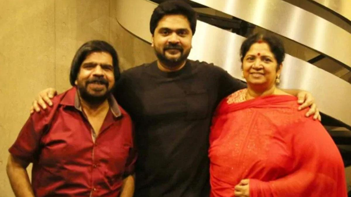 Simbu's mom gifts a new car to the actor