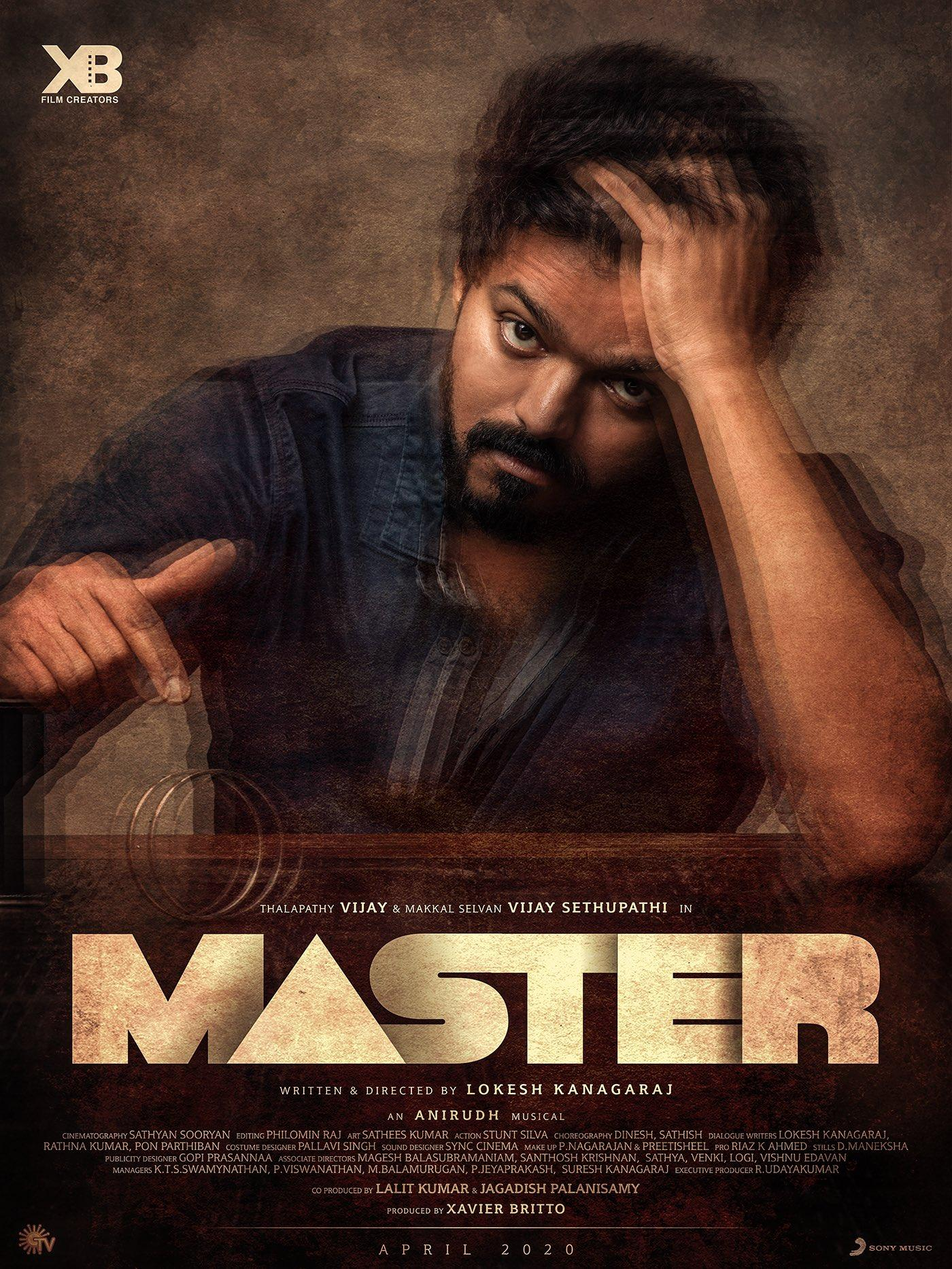 'Master' will release only in theatres' – Production house clears air on rumours