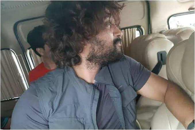 பிரபல தெலுங்கு நடிகர் அல்லு அர்ஜூனுக்கு கொரானா தொற்று உறுதி…
