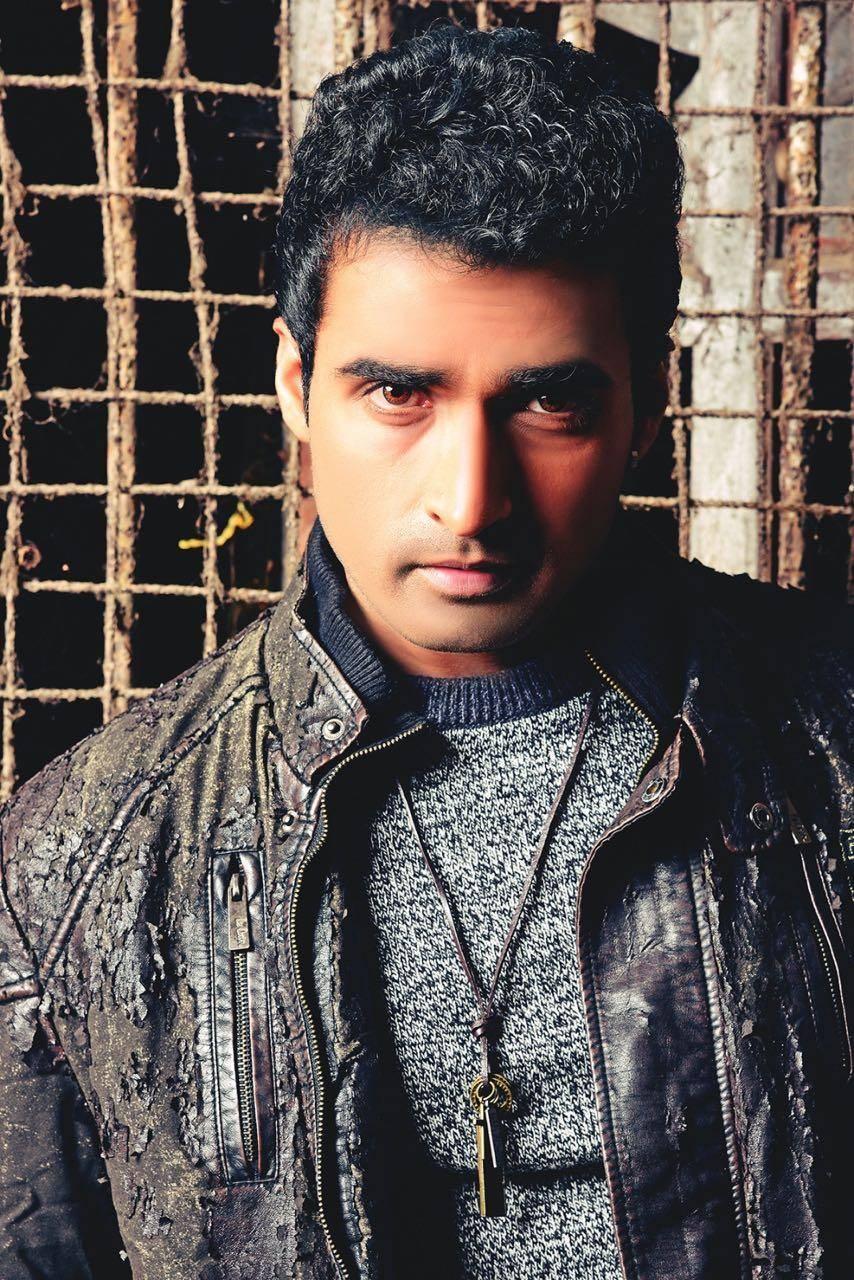 Actor Nandaa Latest Photo shoot Stills