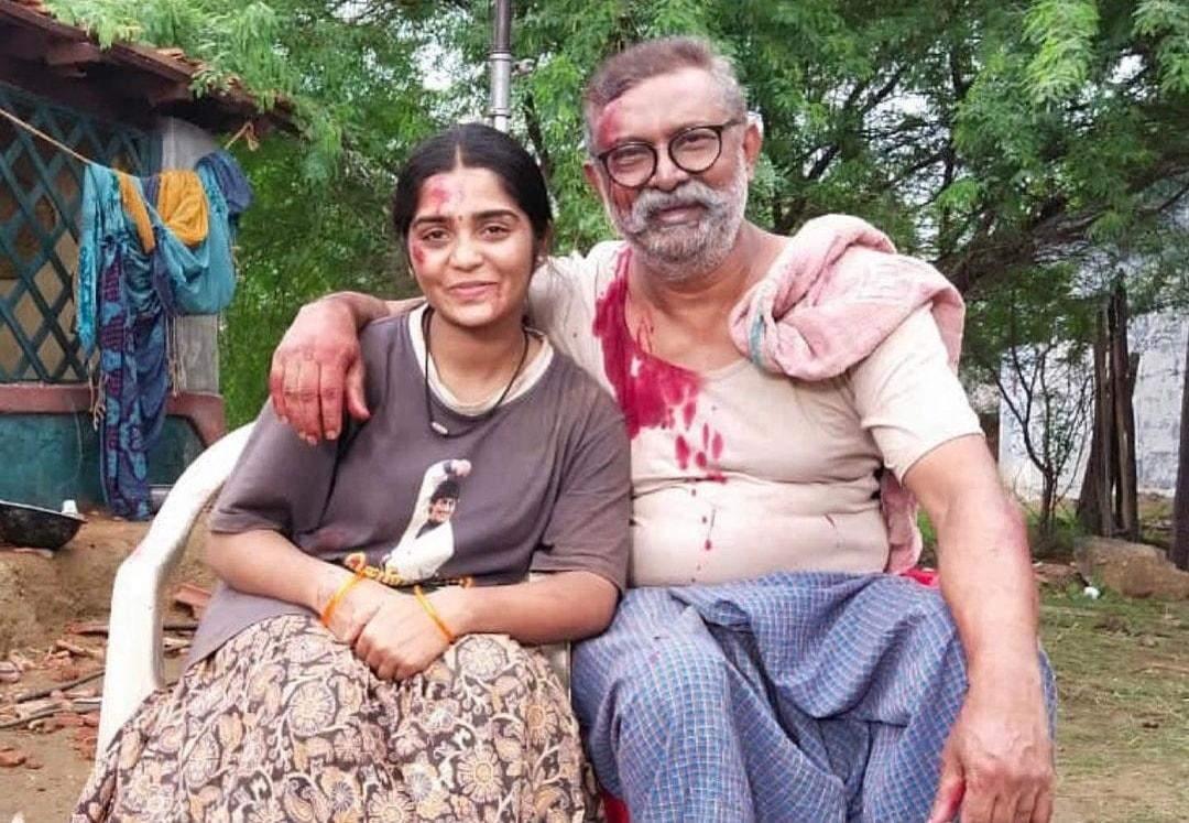 Karnan Movie Shooting Spot Stills!