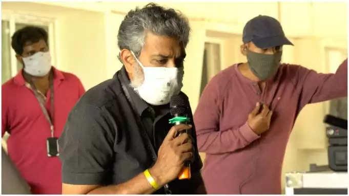 மீண்டும் படப்பிடிப்பை தொடங்கும் ராஜமௌலி.. வேகமெடுக்கும் 'ஆர்.ஆர்.ஆர்'