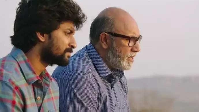நானி படத்தில் மீண்டும் நடிக்கும் சத்யராஜ்!